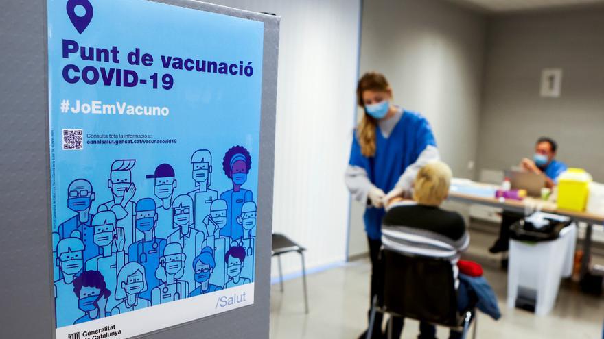 Los indicadores epidemiológicos siguen a la baja en Cataluña