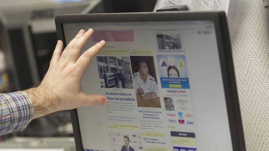Un centenar de empleados del Gobierno vasco harán teletrabajo en 2015, un 20,5% más que el año pasado