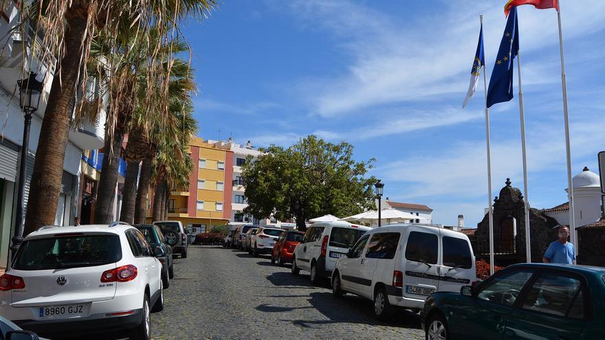 Calle Castillete de Santa Cruz de La Palma.