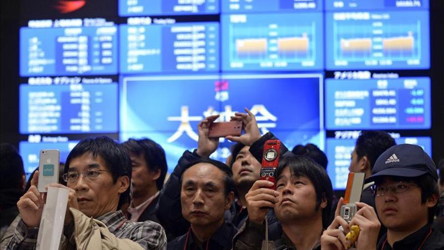 La Bolsa de Tokio no opera hoy por ser día festivo en Japón