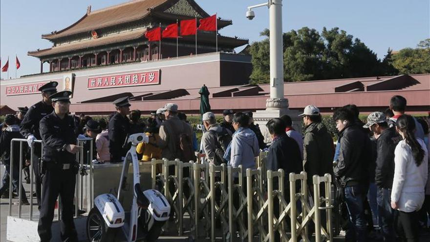 China olvida la masacre de Tiananmen a la vez que exalta su guerra con Japón