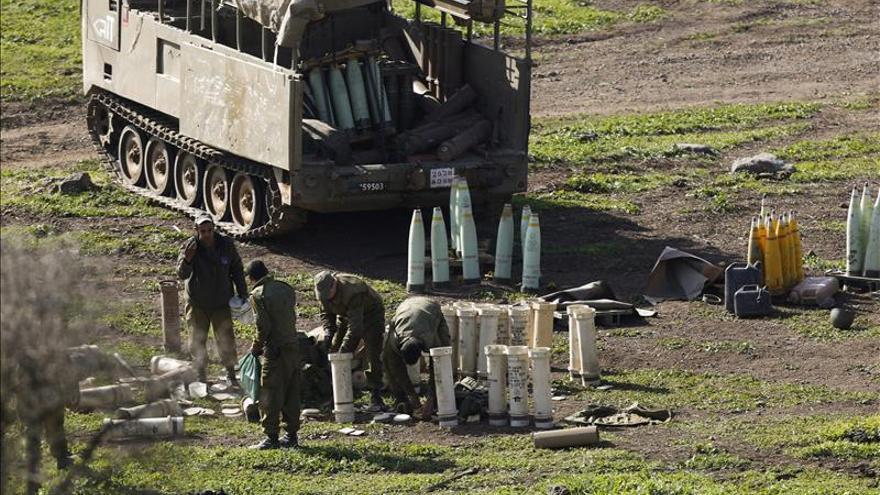 Atacan una patrulla del Ejército libanés cerca de la frontera con Siria