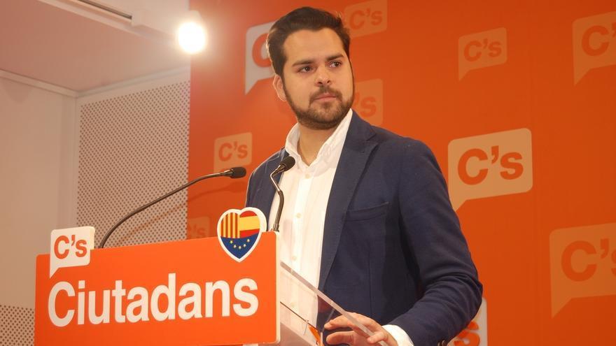 Fernando De Páramo (C's) avisa al PP de que solo volverán a apoyar a Rajoy si la investidura está asegurada