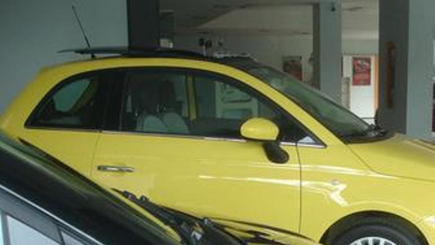 Las ventas de coches crecen un 44,6% en mayo