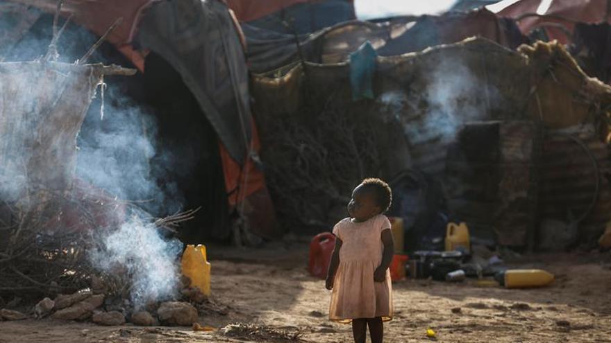 Más de la mitad de los desplazados en África Occidental y Central son menores