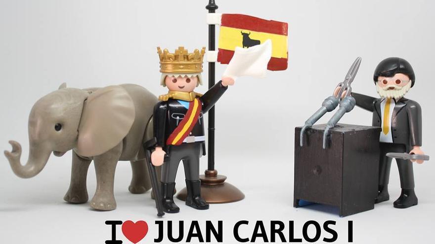 I love Juan Carlos I