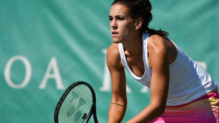 La jugadora granadina se adjudica el ITF Disa