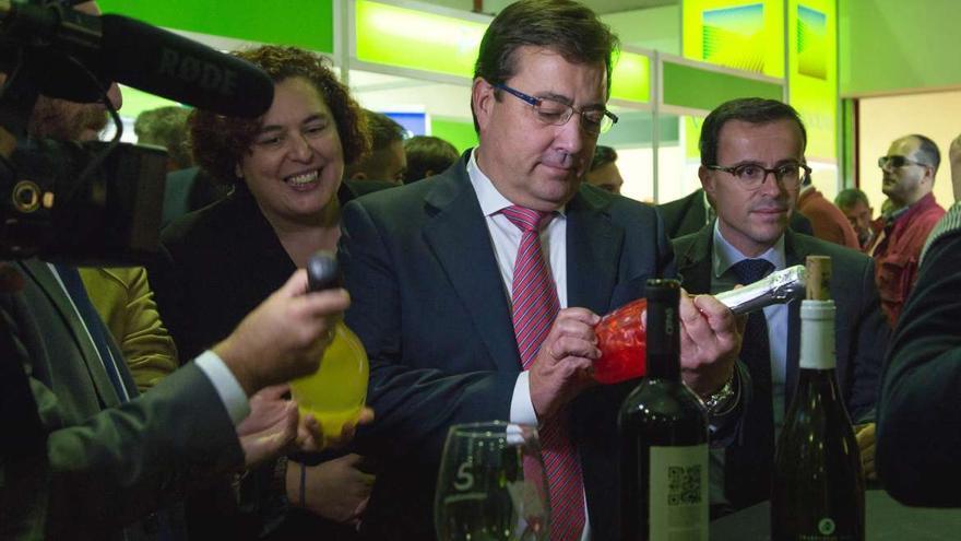 Fernández Vara Iberovinac Almendralejo