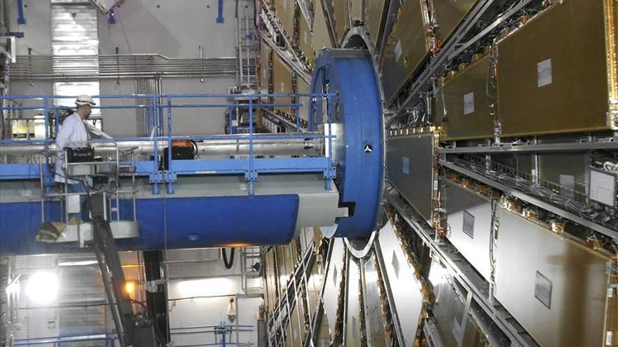 El acelerador del CERN intentará abrir paso a la comprensión de la materia oscura