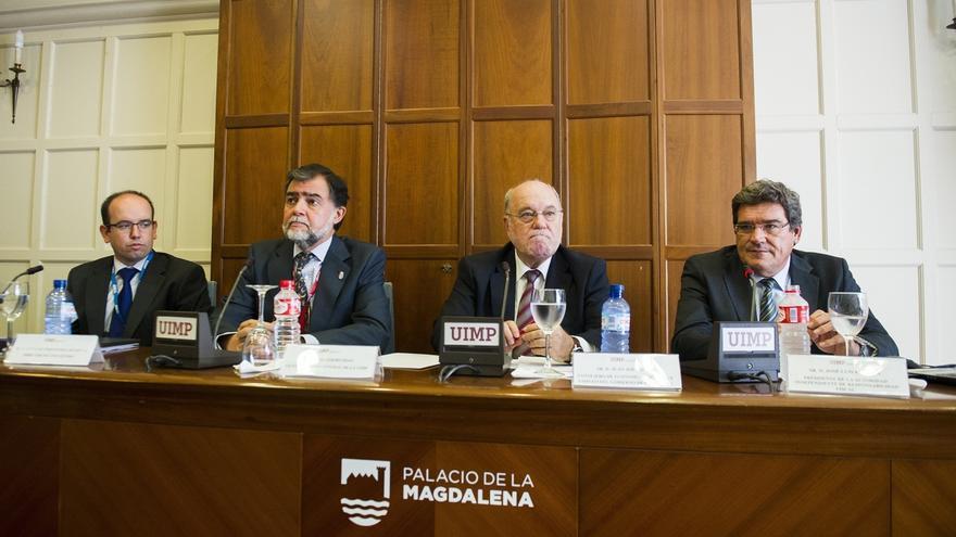 """Sota dice que Cantabria no ha sido """"privilegiada"""" por la financiación autonómica"""
