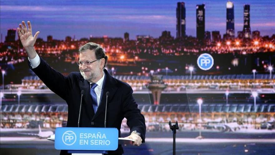 Rajoy en Ávila, Sánchez en Barcelona, Rivera en Palma e Iglesias en Cádiz