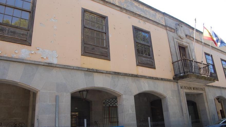 Antiguo mercado de La Laguna