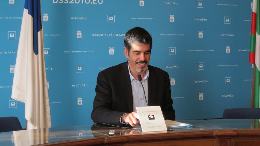 Ayuntamiento abre el día 14 el plazo para apuntarse al sorteo para ver la izada y la arriada el Día de San Sebastián