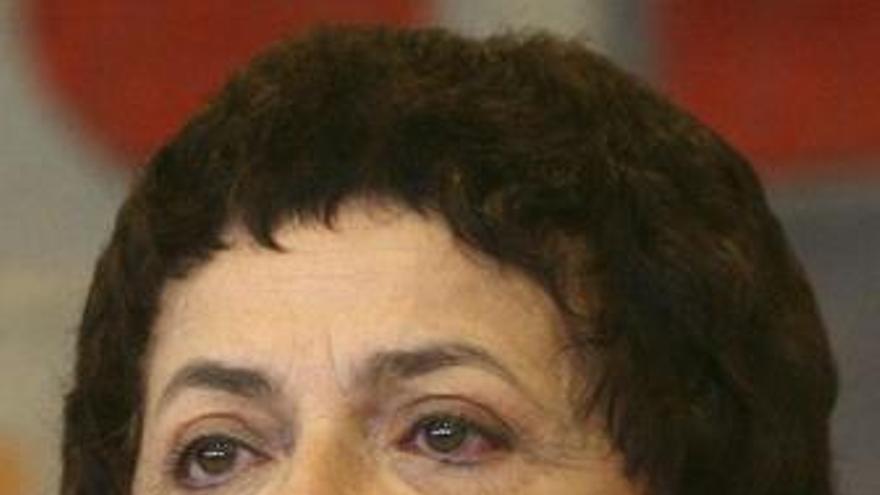 Dilma Rousseff, candidata del presidente Luiz Inácio Lula da Silva