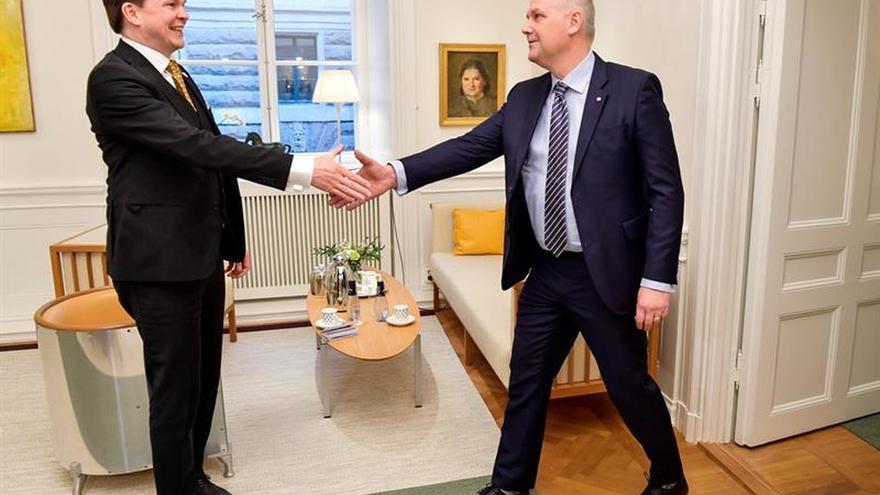 Excomunistas permitirán con su abstención un Gobierno rojiverde en Suecia