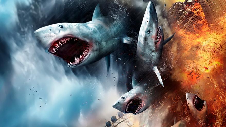 Sharknado videojuego