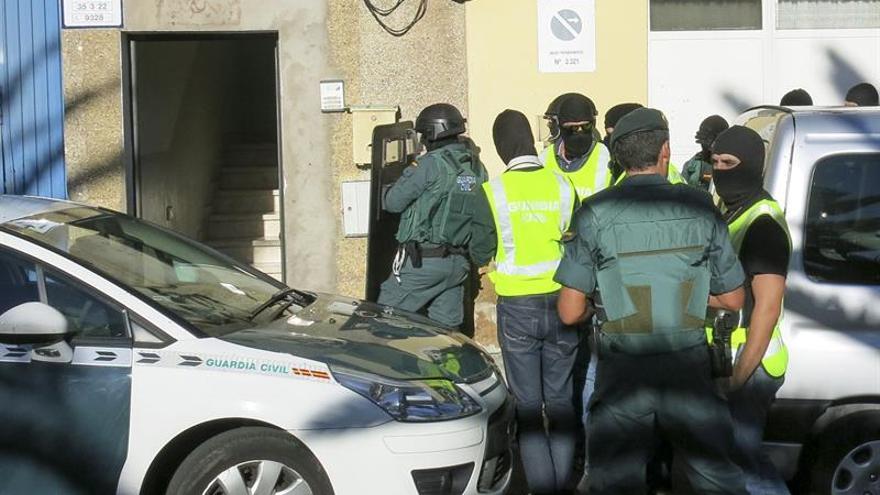 Detenido en Irun un supuesto yihadista que quiso ir a Siria y unirse al Dáesh