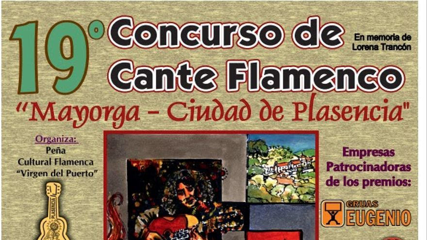 Concurso Flamenco Mayorga