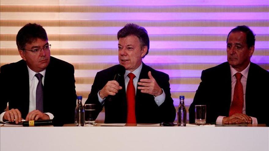 Santos acepta la renuncia del ministro de Agricultura colombiano