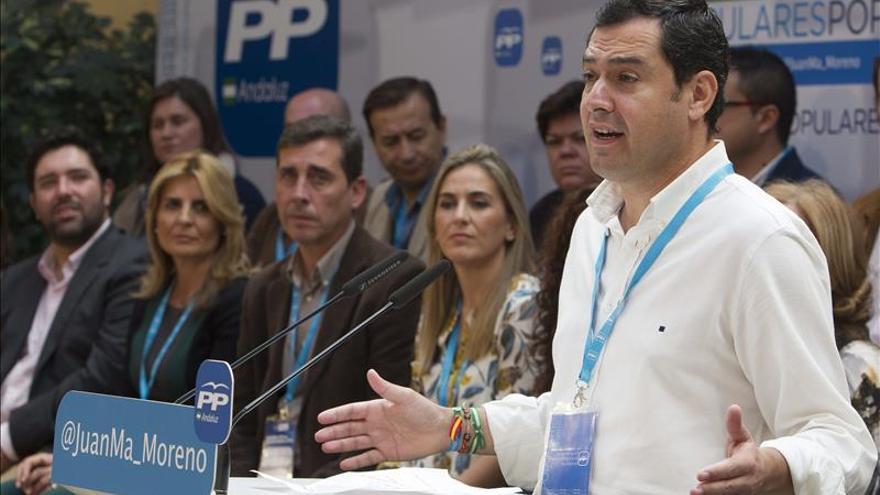 """Moreno cree que """"la corrupción no es un elemento de cambio de gobierno todavía"""""""