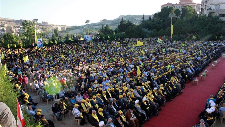"""Hizbulá insta a los yihadistas a rendirse ante el """"inminente"""" fin de la batalla"""