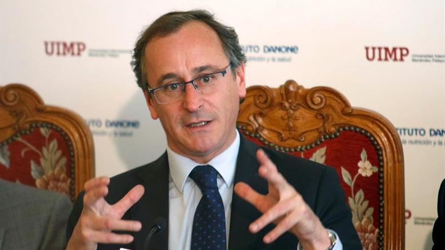 Alonso: si arrancara la legislatura avanzaríamos más en la lucha contra el maltrato