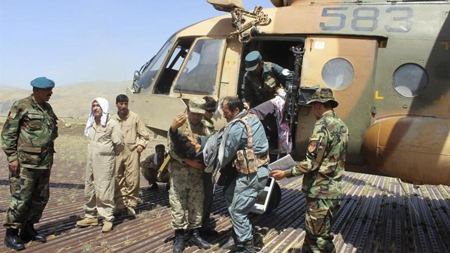 talibanes y fuerzas afganas libran fuertes combates para controlar Kunduz