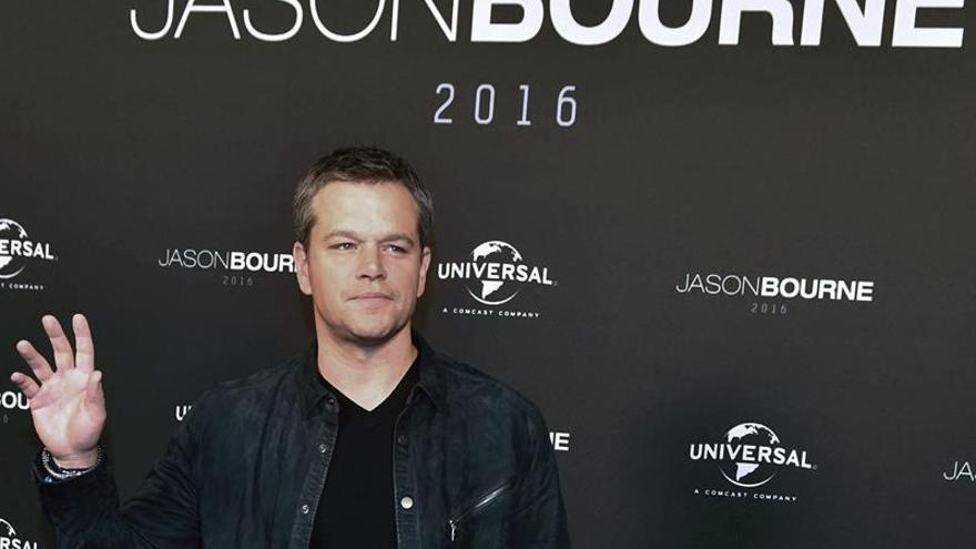 Greengrass y Damon recuperan al Bourne más trepidante