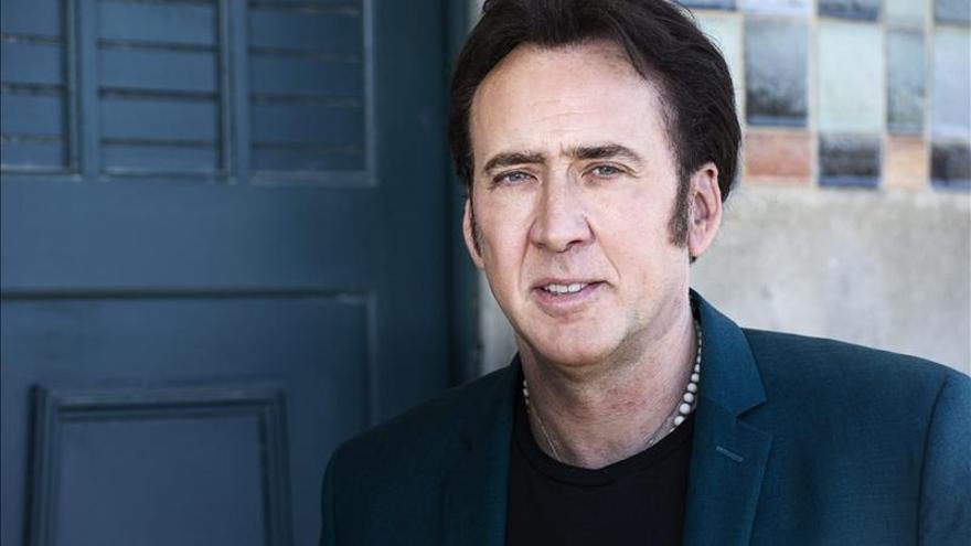Nicolas Cage dice que su papel más difícil es el de embajador de la ONU