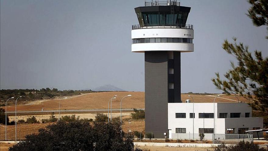 Carlos Fabra niega ser responsable de que el aeropuerto de Castellón siga cerrado