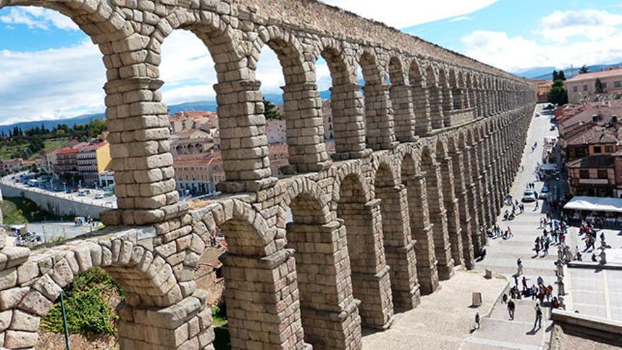 Ciudades Patrimonio de la Humanidad - Segovia