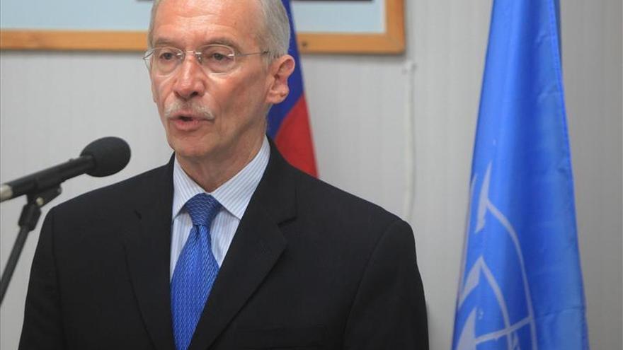El Ghasim Wane, nuevo subsecretario general de la ONU para Operaciones de Paz