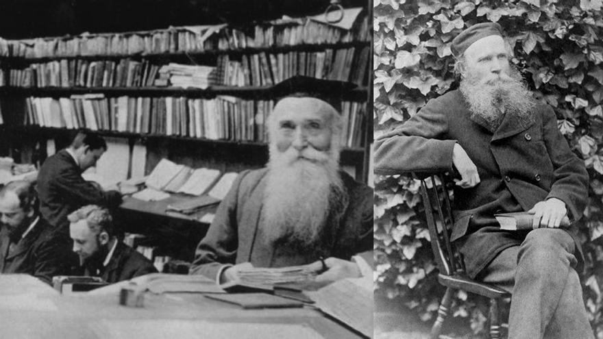 James Murray y William Minor