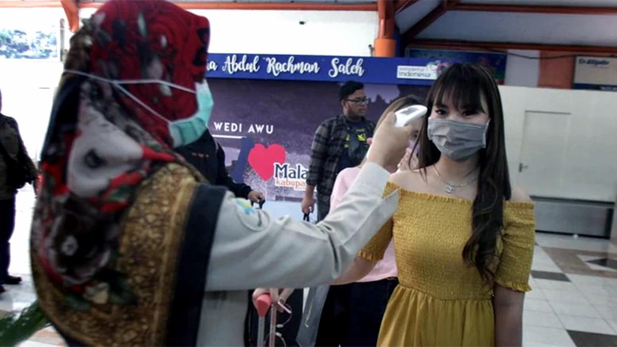 Indonesia sobrepasó este miércoles las 100.000 muertes confirmadas.