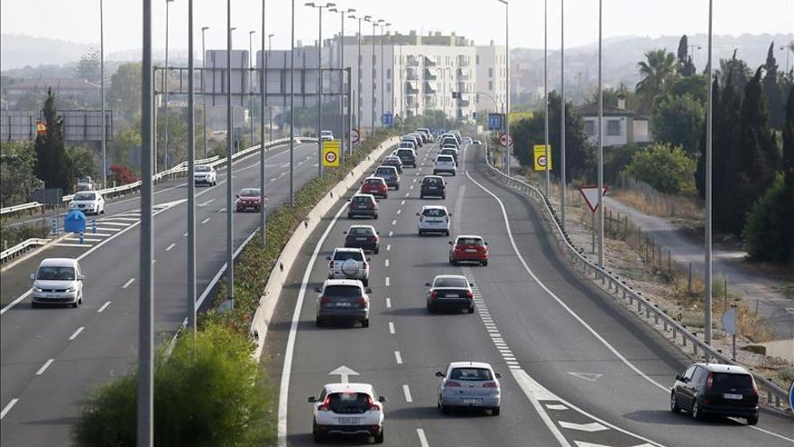 El fin de semana del regreso estival deja 12 muertos en las carreteras