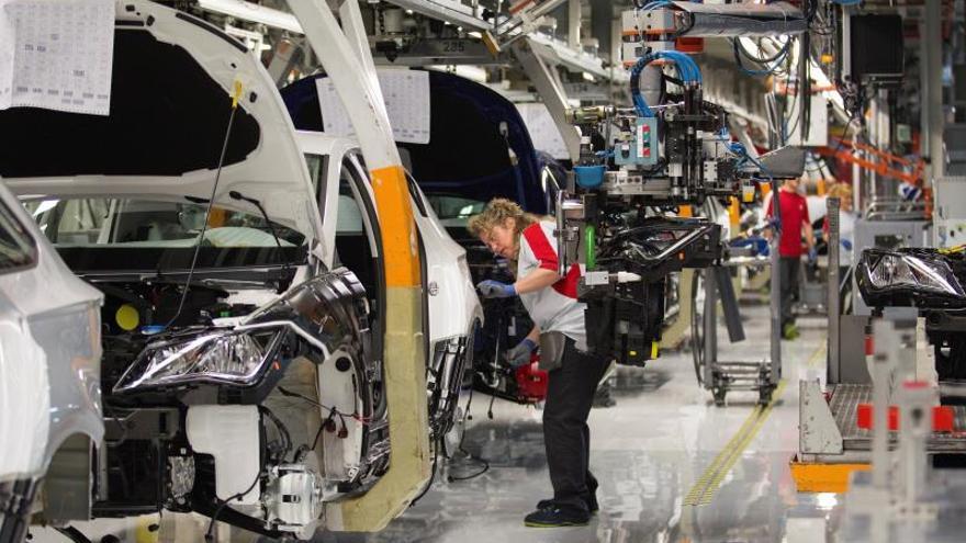 Volkswagen vende 3,089 millones de vehículos hasta mayo, un 29,7 % menos