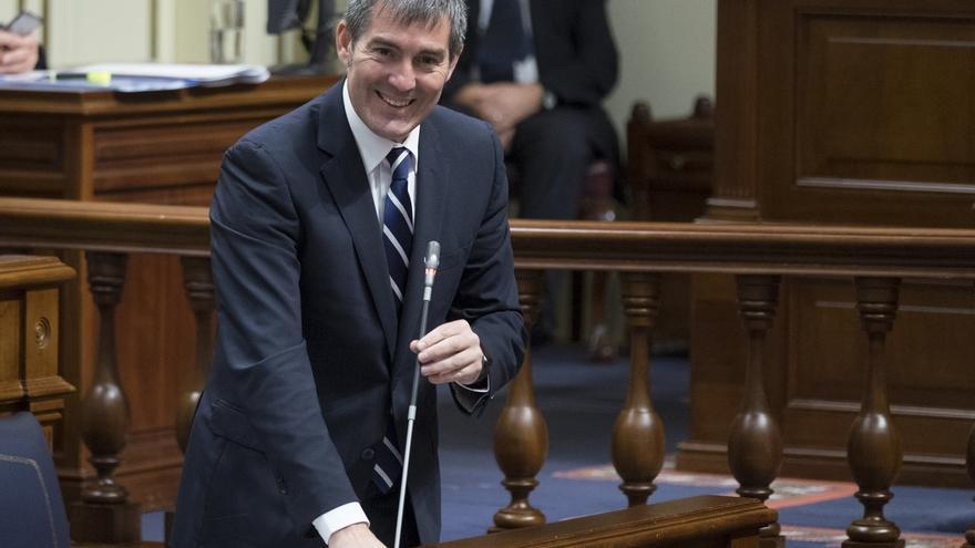 """Presidente Canarias cree que el discurso de """"líneas rojas absurdo"""" ralentizará la formación de un Gobierno"""
