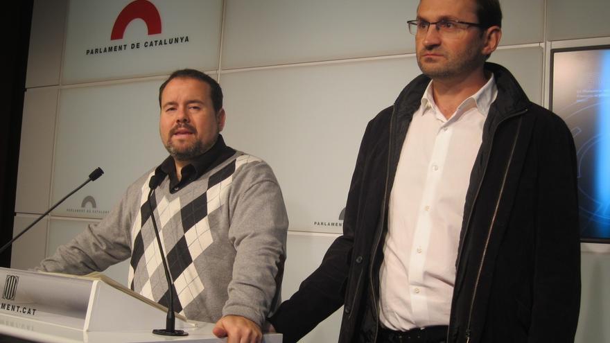 Herrera evita valorar las preguntas de Romeva y EUiA para la consulta