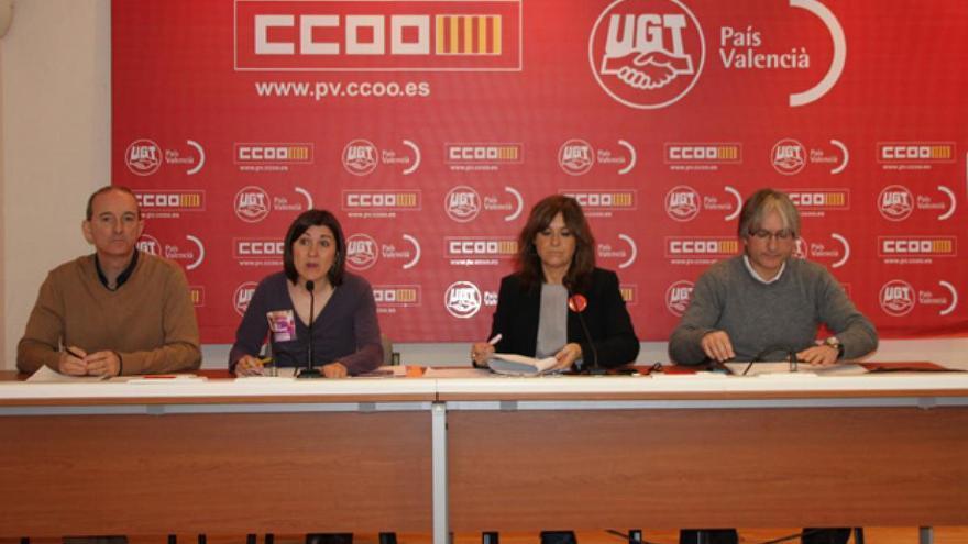 CCOO PV advierte que las mujeres deben trabajar 125 días más al año para igual el salario de los hombres