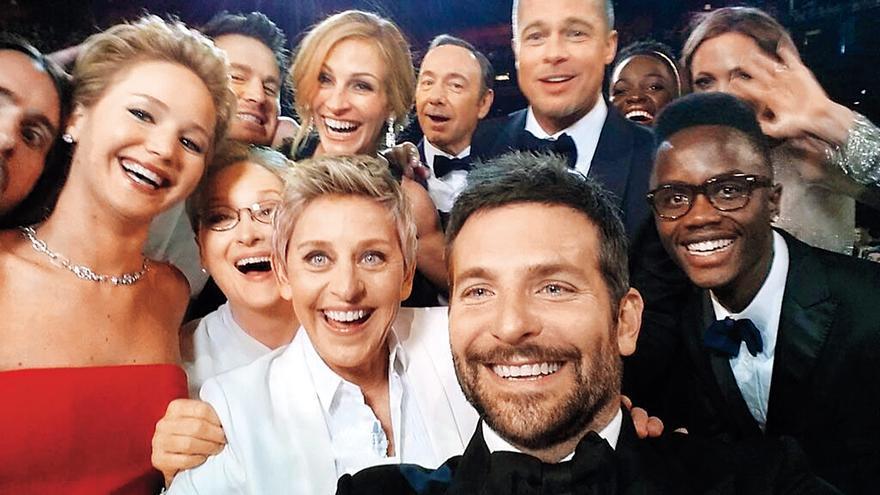 El selfi más famoso de la historia