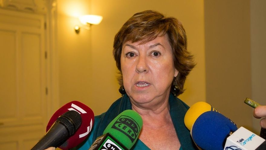 """Pilar Barreiro niega su imputación en Novo Carthago y dice estar  """"tranquila"""" por haber actuado siempre con """"legalidad"""""""