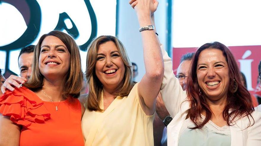 """Díaz arremete contra los """"hijos de Anguita"""" que hacen el trabajo sucio a la derecha"""