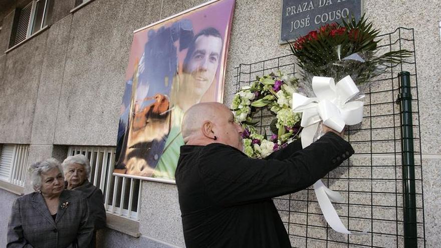 El homenaje anual a José Couso en Ferrol se convierte en acto institucional