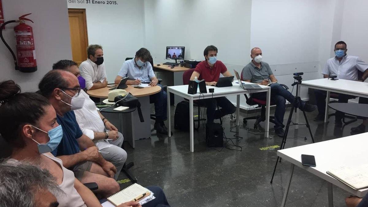 Unidas Podemos pregunta a la Ministra de Transporte sobre el cierre de líneas de cercanías en la Región de Murcia