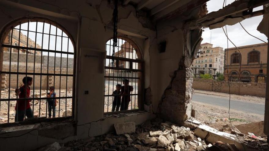 La OIM retoma los retornos voluntarios de africanos atrapados en Yemen
