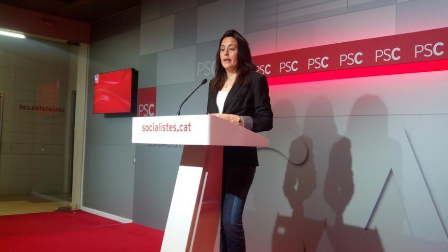 El PSC niega que Podemos sea una opa al socialismo y se reivindica como alternativa progresista