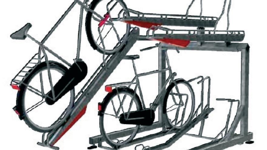 El Ayuntamiento de Pamplona habilitará el primer parking público de bicicletas en dos bajeras en la calle Descalzos