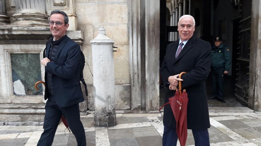 El TSJA absuelve al exconsejero Luciano Alonso por supuesta falsedad documental en los nombramientos