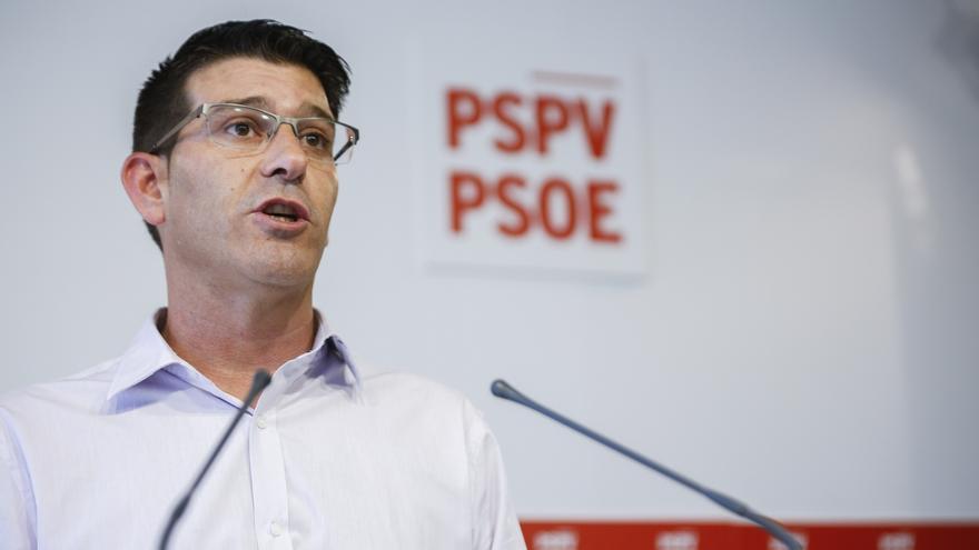 PSPV tomará decisiones en las próximas horas o días tras el procesamiento del alcalde de Alicante