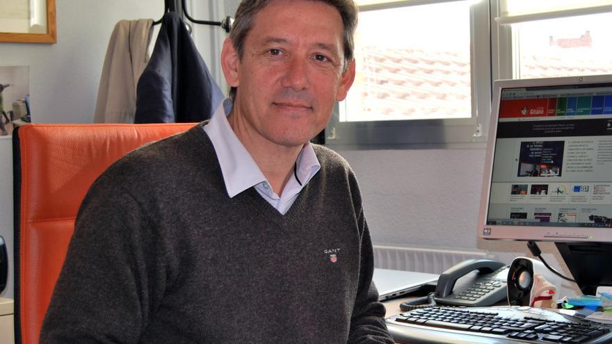Isidro Rodríguez, director de la Fundación Secretariado Gitano.